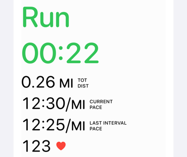 Intervals - iPhone and Apple Watch interval training at its